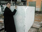 Carrara marble is a generalized name of marbles, extracted from stone quarries near the city of Carrara.